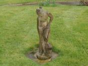 Sculpture Dirty