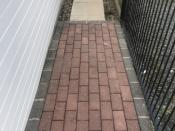 Brick Path Clean